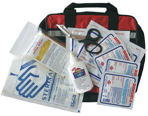 KIT ANTI-BRÛLURES AMBULANCIER