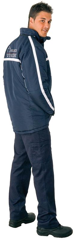 Vêtements AMBULANCIER